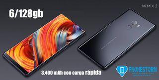 Xiaomi MI MIX2 128gb/6 RAM, tienda física