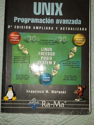 Libro UNIX Programación avanzada