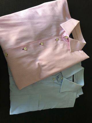 3 Camisas hombre Mirto ,Ungaro y Ralph Lauren