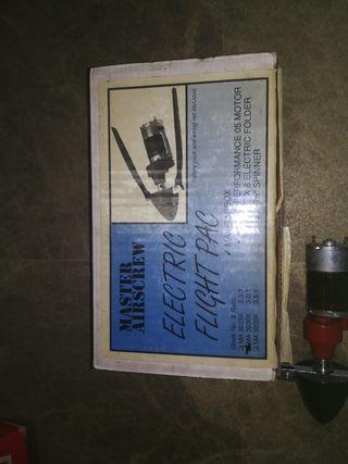 Master Airscrew electric flight pac 3.0:1