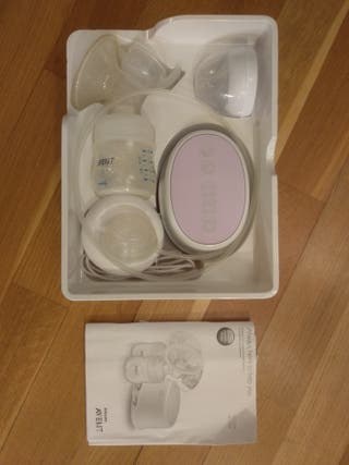 Sacaleches Philips Avent SCF332/31