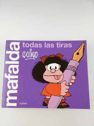 MAFALDA TODAS LAS TIRAS QUINO LUMEN 2011