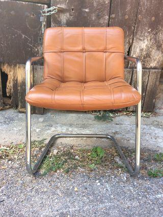Sillas diseño x4 Maga vintage 1970