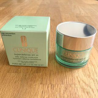 Crema anti arrugas Clinique