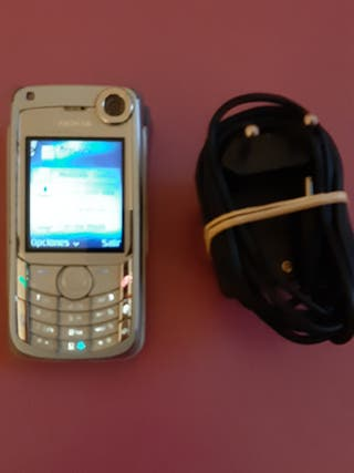telefono movil antiguo nokia 6680
