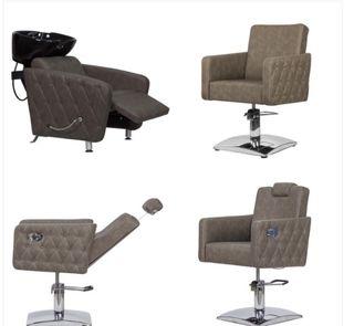Conjunto de Lavacabezas + 2 sillas ---Nueva