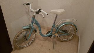 Bicicleta Monty niños