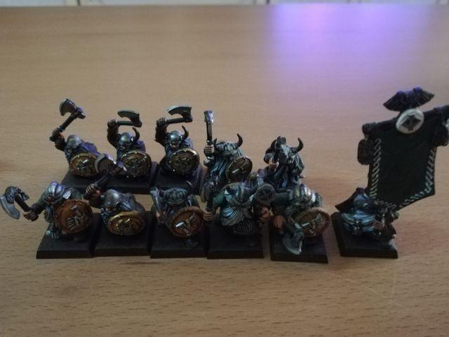warhammer fantasy enanos