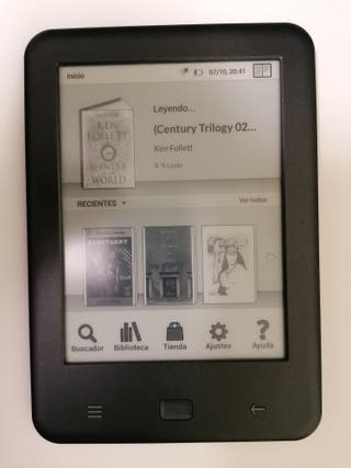 ebook Bq Cervantes Touch