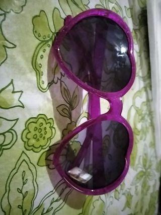 Gafas de sol corazones