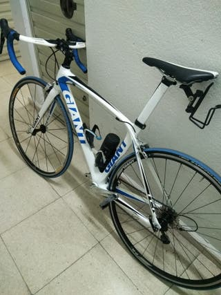 bici carretera giant tcr composite carbono