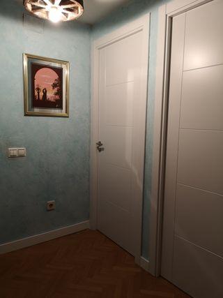 Instalación puertas
