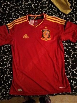 camiseta selección española original