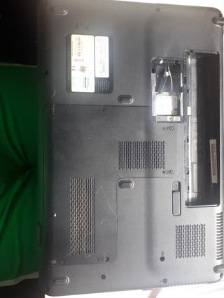 portatil hp para piezas