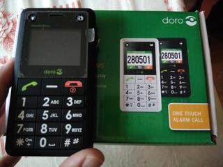Telèfon mòvil per a persones grans