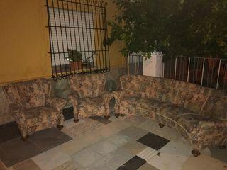 Sofá cómodo