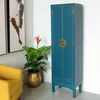 Armario Diseño Oriental Diseño Mueble Entrada