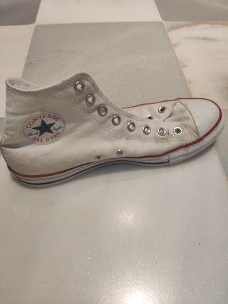 converse all star blancas 42