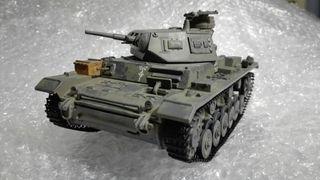 Maqueta 1/32 Panzer 3 21st century toys
