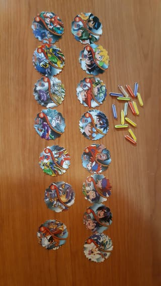 Tazos SPINNERS