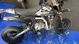 Pitbike Monsterpro sp125