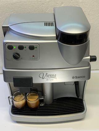 Cafetera Saeco Vienna de lux