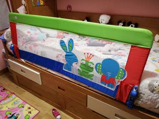 barrera cama muy buen estado