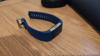 Fitbit Charge 2 Blue/Silver