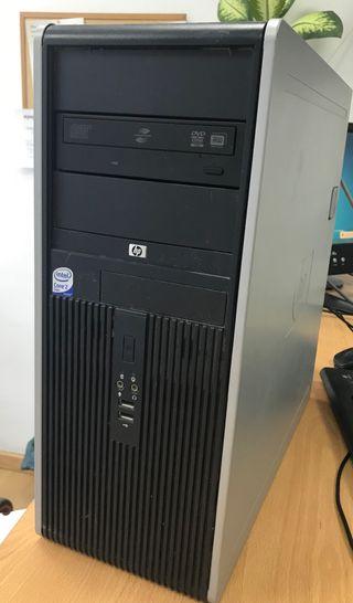 Ordenador Hp Intel Quad Core 4GB RAM
