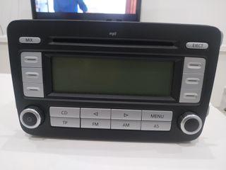 radio original vw golf v