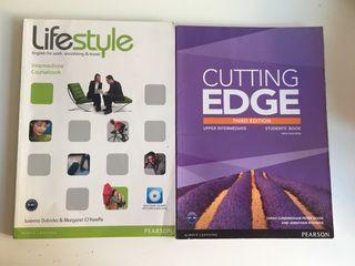Libros de Inglés. Lifestyle, Cutting edge. PEARSON