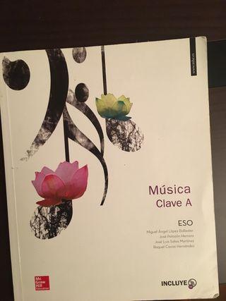 Libro música clave A