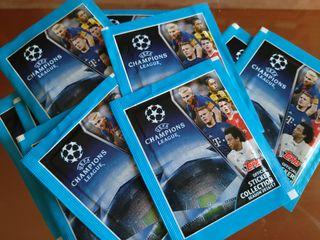Topps - UEFA Champions League 2016/17 - Sobres