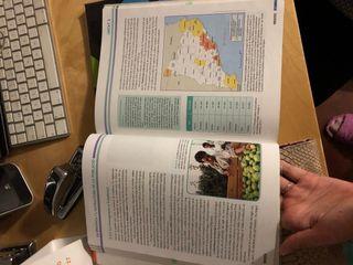 Libro de geografía 2 de bachillerato