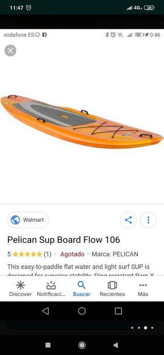 kayak y paddle surf, espectaculat