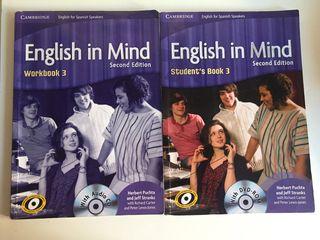 Libros Inglés. English in mind