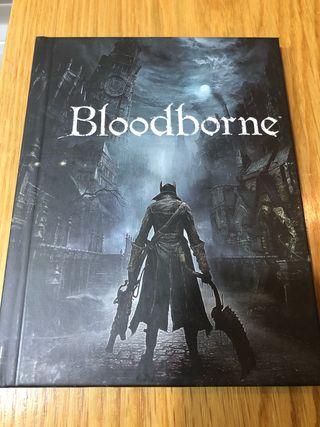 Bloodborne Libro de arte