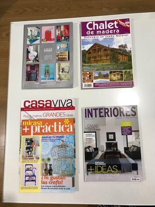 Revistas decoración casas de madera , casas...