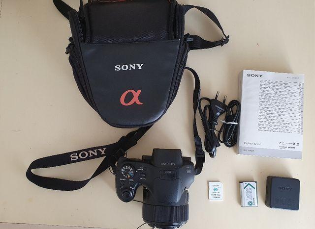 Cámara Sony DSC-HX300 como nueva. Con extras.