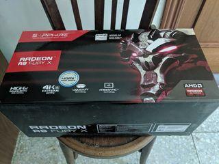 AMD R9 Fury X (Refrigeración Líquida)