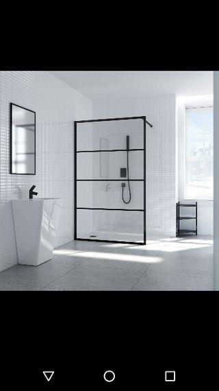 instalador de mamparas baño