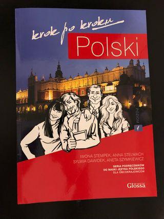Krok po Kroku - nuevo libro polaco