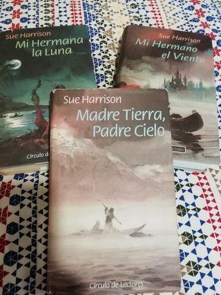 trilogia MADRE TIERRA