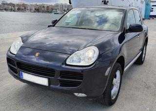 Porsche Cayenne con GLP, GAS