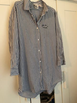 Camisón estilo camisa H&M
