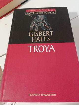 Libro TROYA
