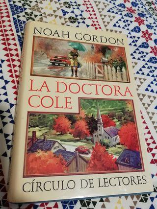 libro DOCTORA COLE Noah Gordon
