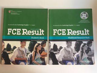 Libros inglés FCE Result