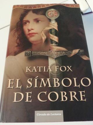 libro EL SÍMBOLO DEL COBRE