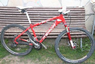 Bicicleta de montaña MTB MERIDA TFS800 Talla S